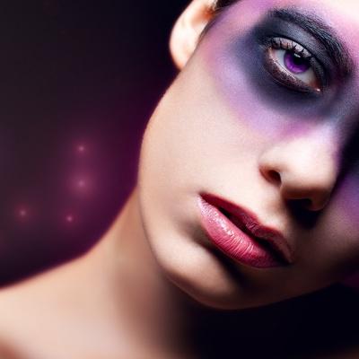 Lucía Dantuomo - Make up de Xesco Arcas