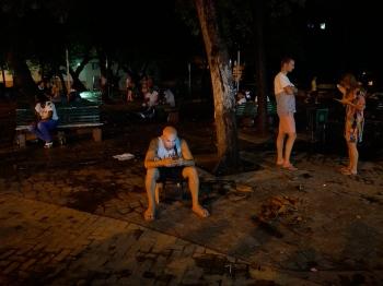 night connection in cuba, wi-fi areas in havana