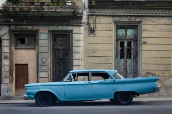 old cars in cuba 11, cuban workshops led by louis alarcon