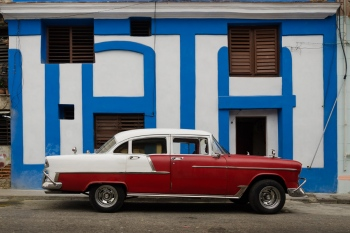 old cars in cuba 2, cuban workshops led by louis alarcon