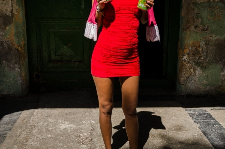 Sensual photographs in Cuba. Photography and travels to cuba