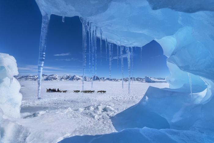 Los habitantes del deshielo. Groenlandia