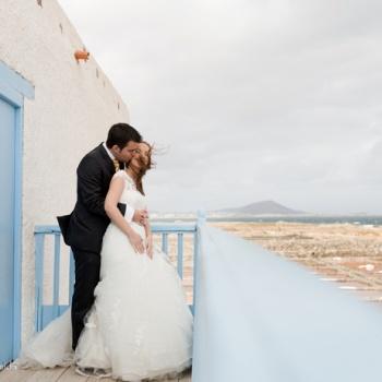 María y Jorge (Postboda en Gran Canaria)