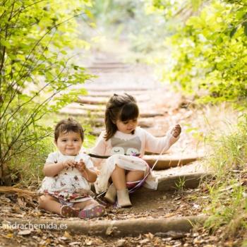 Paula y Lara (sesión infantil en Las Palmas de Gran Canaria)