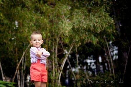 Sesión fotográfica infantil en Las Palmas