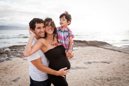 Sesión embarazada en Las Palmas
