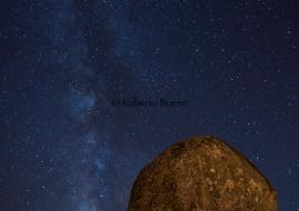 From Earth to the Universe. Sierra de Béjar