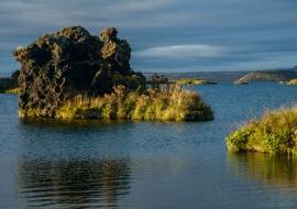 Lago Myvatn