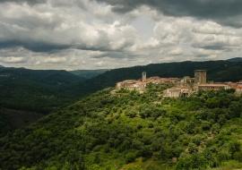 Miranda del Castañar. Reserva de la Biosfera de las Sierras de Béjar y Francia