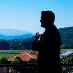 Preparativos novio Santander fotografo de bodas La Petite Foto