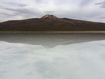 SALAR DE UYUNI – VOLCA TONUPA  -  BOLIVIA