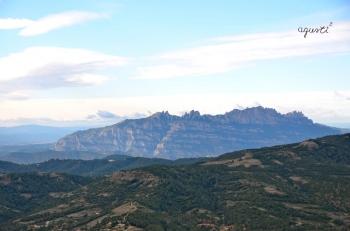 Montserrat desde la Mola