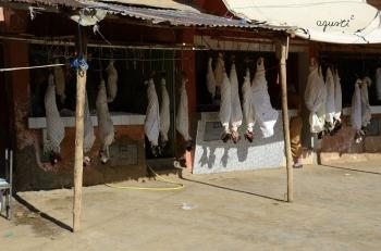 carniceria mercat de Ait Mehammed (Atles Central)