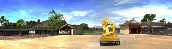 RECINTES AL INTERIOR DE LA CIUTADELLA (Kinh Thanh) - HUE
