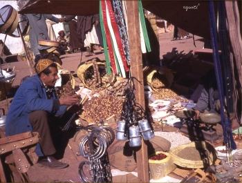 mercat de Beni Mellal - Marroc (1967)
