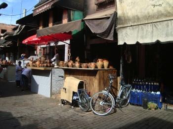 mercat de Beni Mellal  - Marrakech