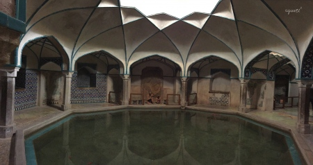 Banys Ganj Ali Khan - KERMAN - IRAN