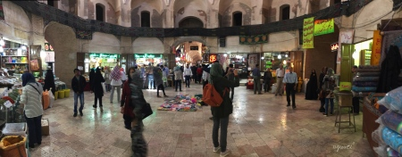 Bazar Vakil - KERMAN - IRAN
