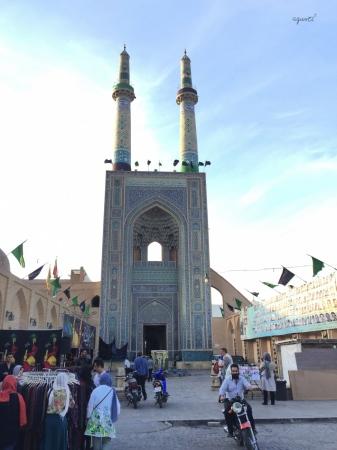 Mezquita del viernes - IAZD - IRAN