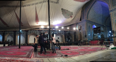 Mezquita del viernes - YAZD - IRAN
