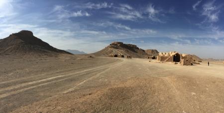 TORRES DEL SILENCI - YAZD – IRAN