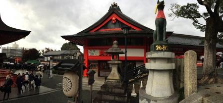 EL FUSHIMI INARI-TAISHA – NARA – JAPÓ