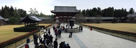 TEMPLE DE TODAI-JI - NARA – JAPÓ