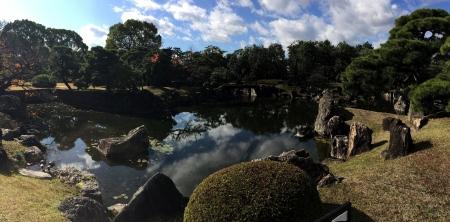 EL CASTELL NIJO – KIOTO – JAPÓ