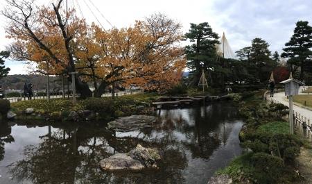 JARDINS KENROKUEN – KANAZAWA – JAPÓ