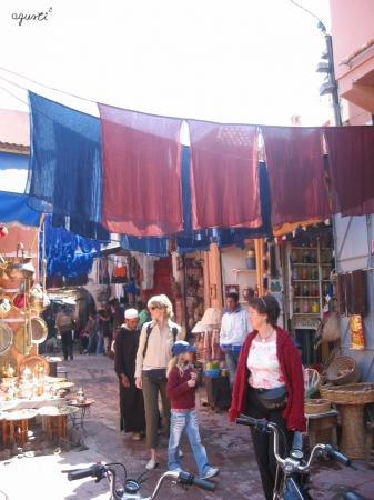 Souk El Kessabine - Marrakech