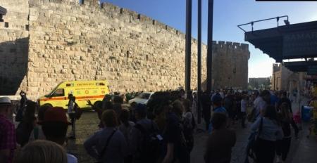 BARRIS ANTICS - JERUSALEM