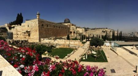 MUR DELS LAMENTOS - JERUSALEM