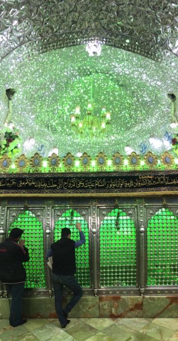 SANTUARI IMANZADE SALEH - TEHERAN – IRAN