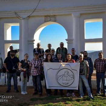 Excursión Santa Ana, Alajar y Peña Arias Montano