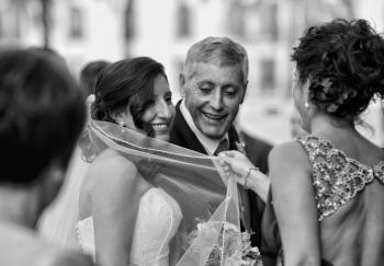 entrada novia boda