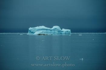 Diálogo con el Uno - Fiordo Ikerasak Ataa Sund, Greenland. Edición: 10/10 + 2P/A