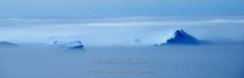 Amor Iluso - Icebergs desprendidos del glaciar Sermeq Kujalleq, Bahía de Disko, Greenland. Edición: 10/10 + 2P/A
