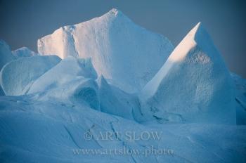 Pureza glaciar - Fiordo Ikerasak Ataa Sund, Greenland. Edición: 10/10 + 2P/A