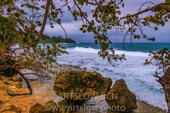2002-9384-Natura Tropical e Imaginación1, 2002-9285-Caribe Idílico, Bocas del Toro,Isla de Colón, Panamá