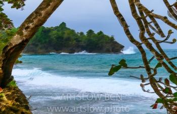 2002-9391-Natura Tropical e Imaginación 2, 2002-9285-Caribe Idílico, Bocas del Toro,Isla de Colón, Panamá