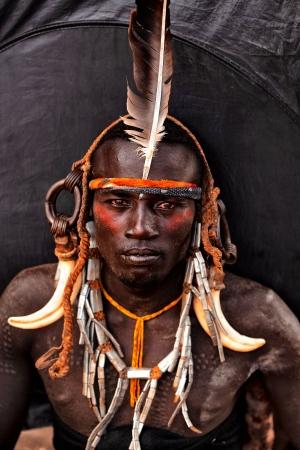 Ethiopian Portraits Omo Valley