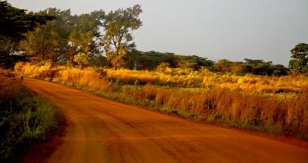 Tete, frontera con Malawi