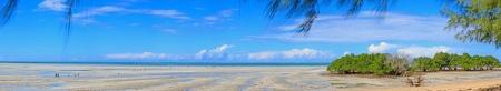 Playa de Morrébue- Cabo Delgado