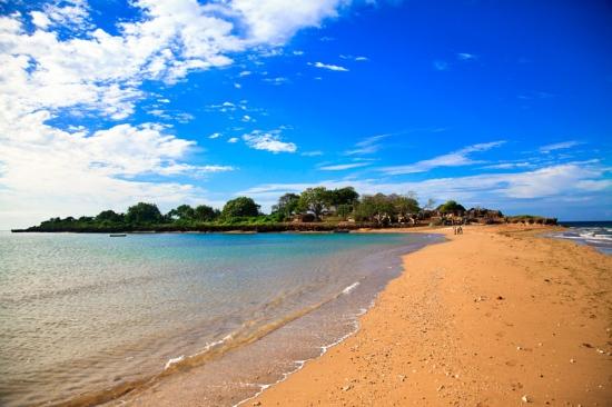 Isla de Nonge- Archipiélago de las Quirimbas