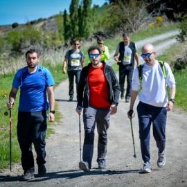 Pataliebre 2019 - Senderistas 17K