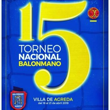Balonmano. Torneo Villa de Ágreda XV