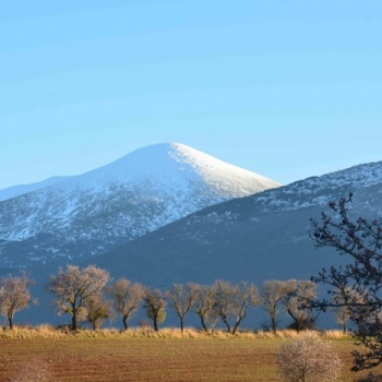 Winter moncayo