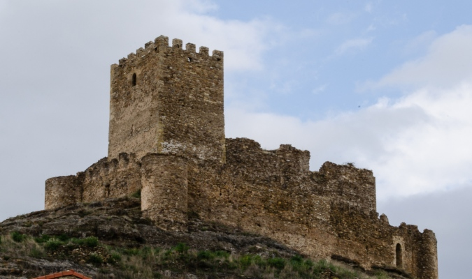 Castillo Magaña