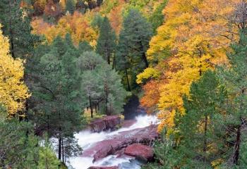Cascada de La Larri - Valle de Pineta