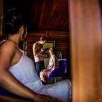 Preparativos de la novia. © Booda Fotografía